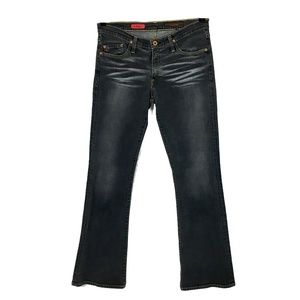 Adriano Goldschmied 28x32 The Angel Black Bootcut